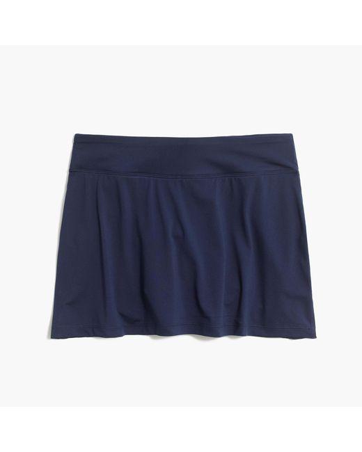 J.Crew | Blue New Balance Tennis Skirt | Lyst