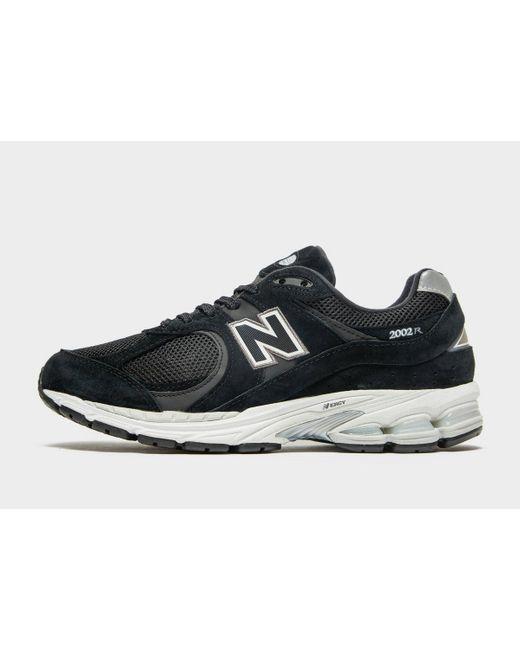 New Balance Black 2002r for men