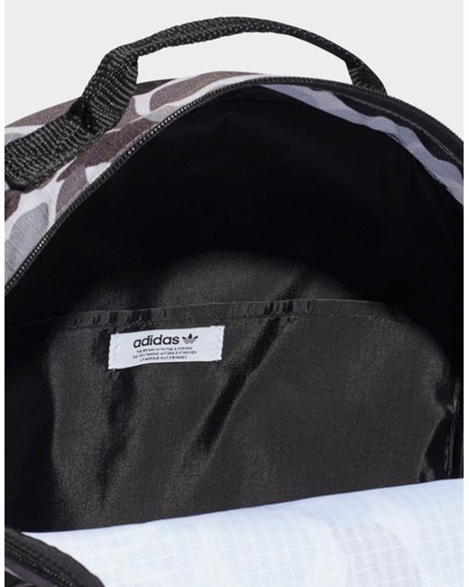 cae8ad711730 ... Adidas - Multicolor Classic Camouflage Backpack for Men - Lyst ...