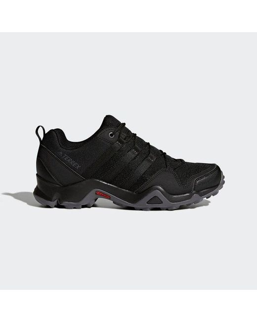d49465c346bc Adidas - Black Terrex Ax2r Shoes for Men - Lyst ...
