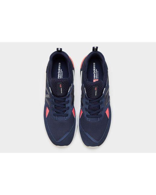 8111d343e4721 ... New Balance - Blue 574 Sport V2 for Men - Lyst ...