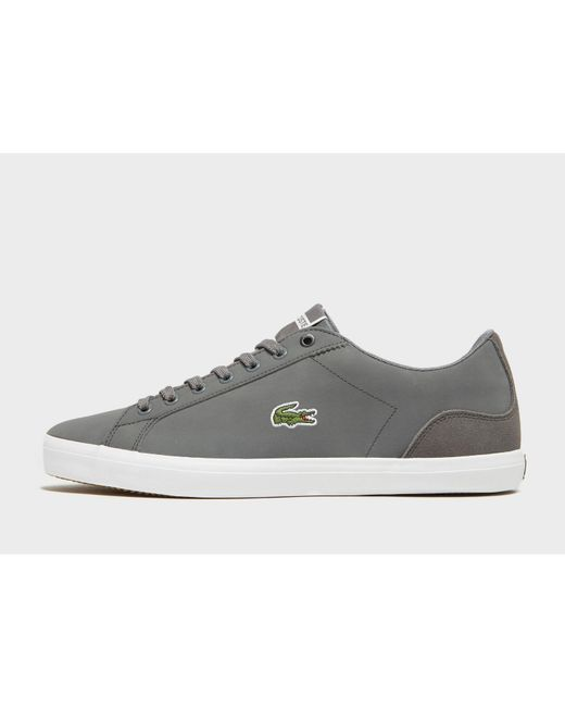 cdf2d61d8 Lyst - Lacoste Lerond in Gray for Men - Save 11%