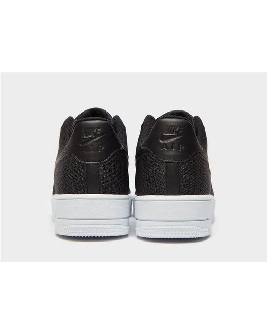 nike air force 1 flyknit 2.0 nere