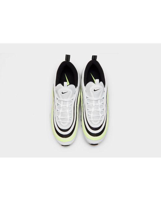 White Nike Air Max 97 Se Men's Shoe