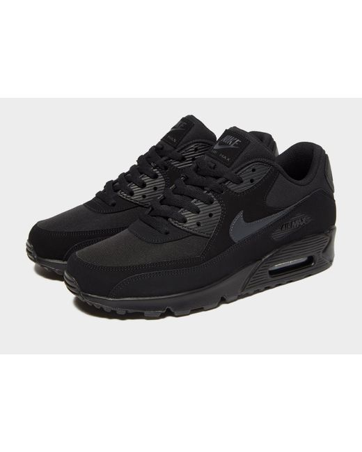 0ab2238144 Nike Air Max 90 Essential in Black for Men - Save 43% - Lyst