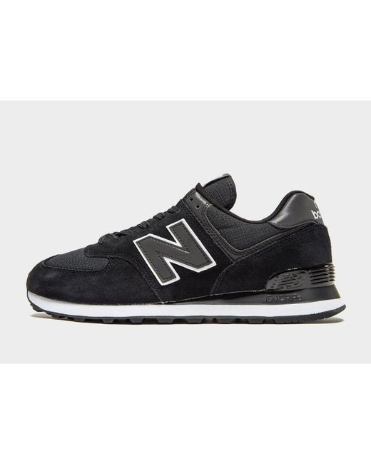 dce96868615 New Balance 574 Ripstop in Black for Men - Save 27% - Lyst
