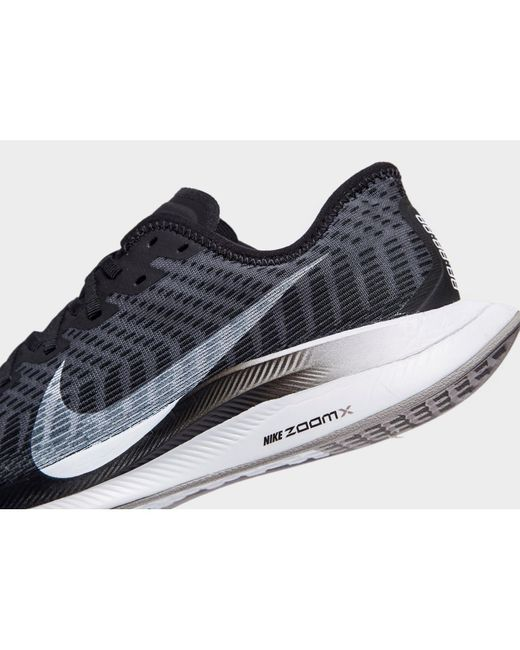 newest 4b044 b0279 Women's Black Zoom Pegasus Turbo 2 Running Shoe