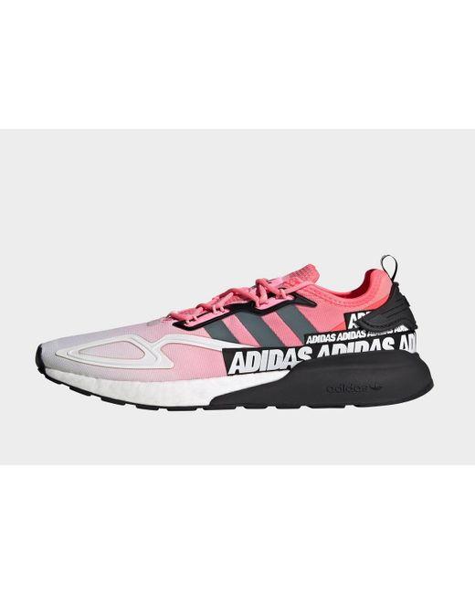 Adidas Originals Multicolor Zx 2k Boost Shoes