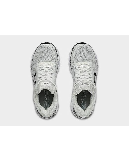 Chaussures de course HOVR Infinite 2 Under Armour pour homme en coloris White
