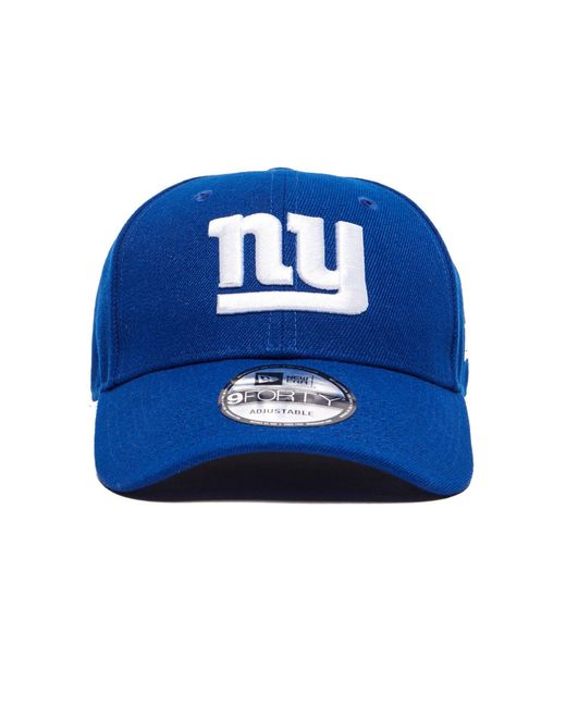180e7cdc18a Lyst - KTZ Nfl New York Giants 9forty Cap in Blue for Men - Save 8%