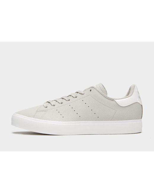 Adidas Originals - Gray Stan Smith Vulc for Men - Lyst ... 0d0d76de2
