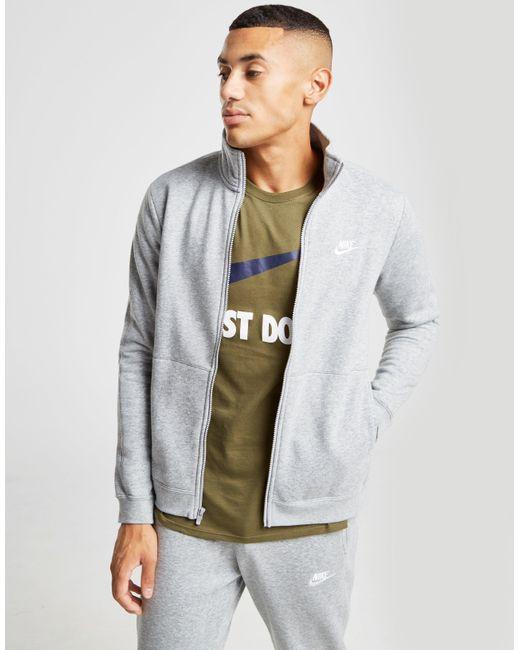 0b4158d0a2 Nike - Gray League Fleece Tracksuit for Men -  premium selection a087c  61558 Lyst ...
