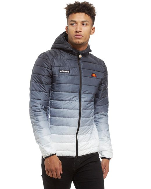 Ellesse Lombardy Fade Jacket In Blue For Men Save 44 Lyst