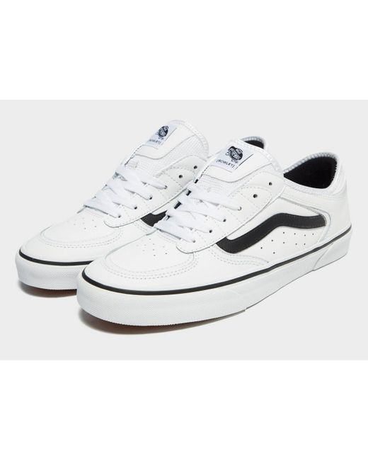 Vans White 66/99/19 Rowley Classic for men