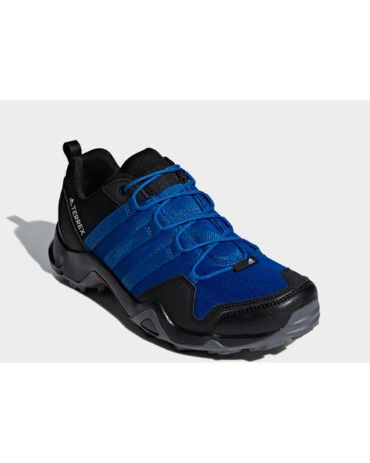 the latest e3514 43c52 ... Adidas - Black Terrex Ax2r Shoes for Men - Lyst ...