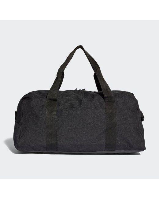 Adidas Black Core Duffel Bag Lyst