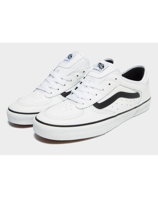 Vans White 66/99/19 Rowley Classic for men