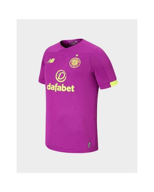 New Balance Mens Celtic Polo T Shirt T-Shirt Tee Top 2019 2020