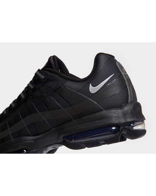 wholesale dealer 32191 028f8 Men's Black Air Max 95 Ultra Se