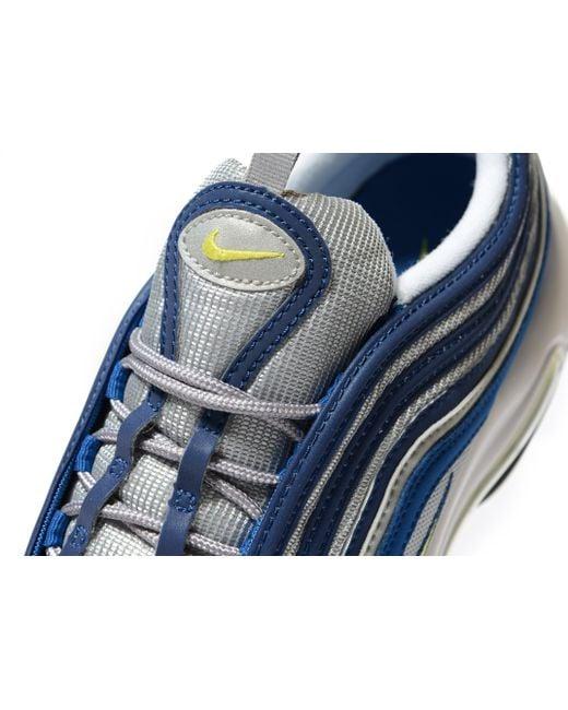 ... Nike | Blue Air Max 97 for Men | Lyst ...