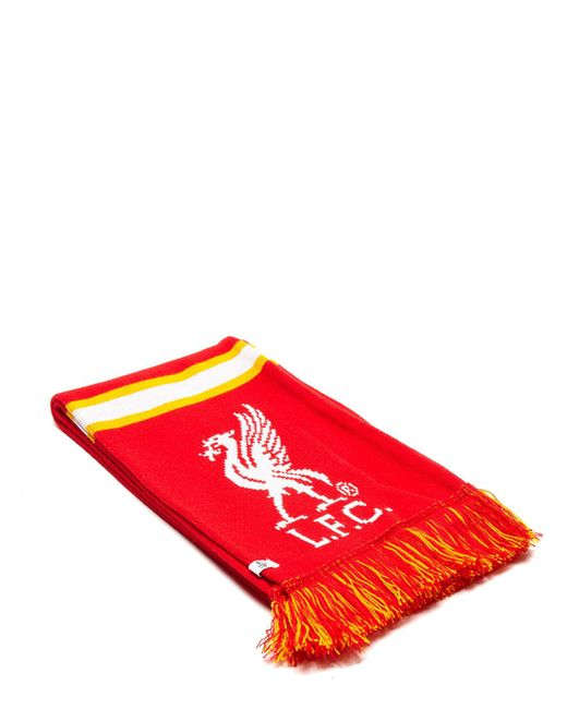 47 Brand - Red Liverpool Fc Scarf for Men - Lyst