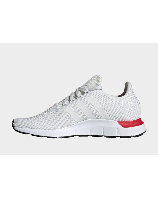shoes adidas Originals Swift Run WhiteCrystal WhiteWhite