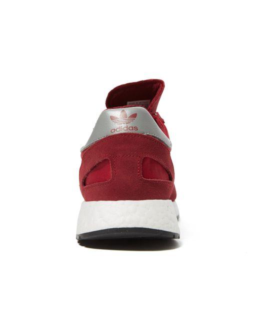 lyst adidas originali - 5923 di spinta in rosso per gli uomini.