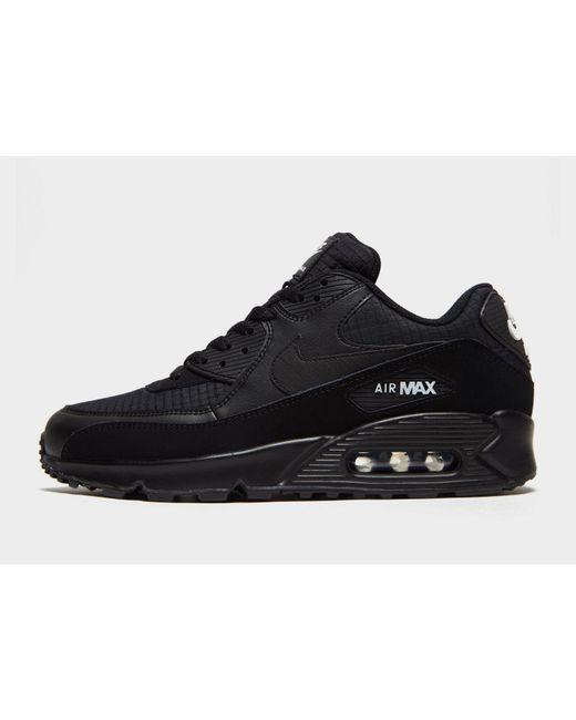 afd3615878237 Nike - Black Air Max 90 Essential for Men - Lyst ...