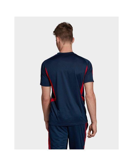 super popular 37c9e 0f23b Men's Blue Arsenal Training Jersey
