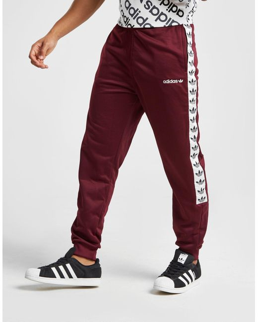 3fa2c11681e7 Adidas Originals - Red Tape Poly Track Pants for Men - Lyst ...