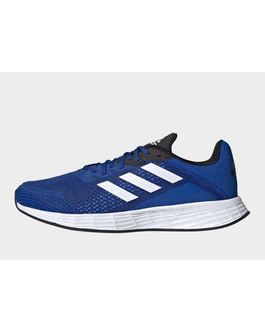 Adidas Blue Duramo Sl Shoes for men