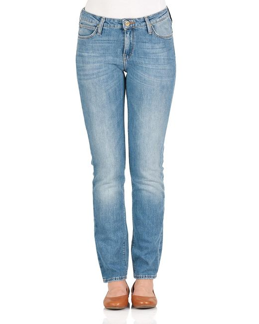 Lee Jeans Blue Jeans Elly High