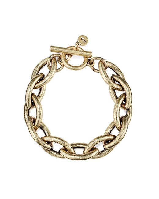 Jenny Bird | Metallic Sloane Bracelet | Lyst