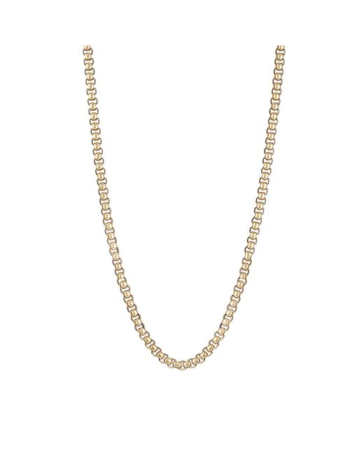 Jenny Bird Metallic Freya Necklace