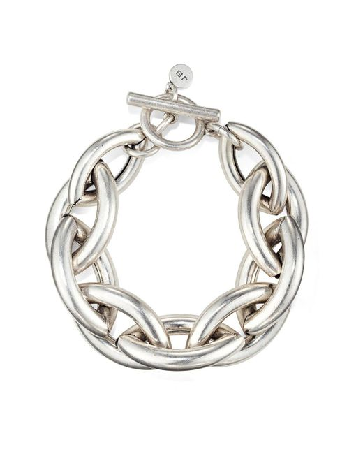 Jenny Bird - Metallic Sloane Bracelet - Chunky Links - Lyst