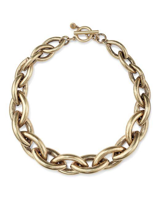 Jenny Bird - Metallic Sloane Collar - Lyst