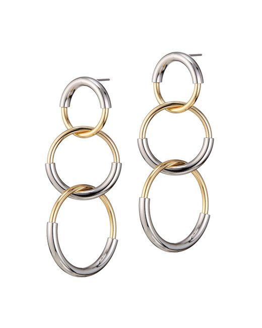 Jenny Bird - Metallic Ossie Earrings - Lyst