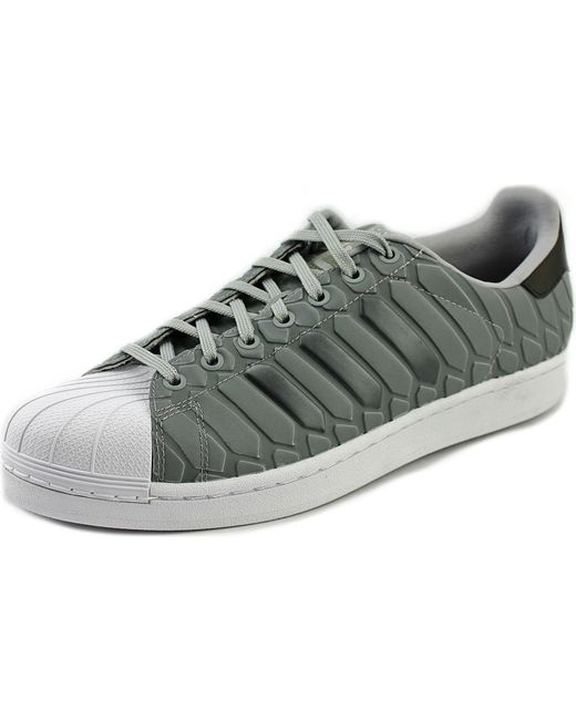 Adidas | Superstar Men Us 10.5 Gray Sneakers Uk 10 Eu 45 for Men | Lyst ...