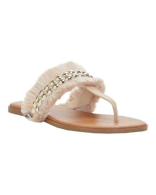 Jessica Simpson Crespo Thong Sandal (Women's) SEvZdE