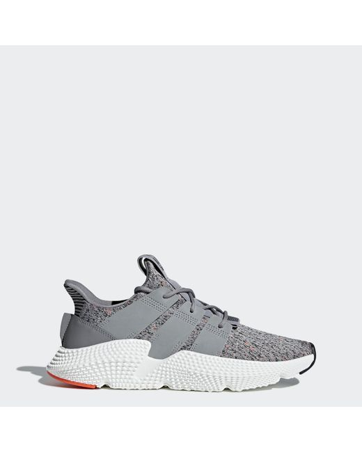 sports shoes 03902 f6c37 Adidas - Gray Prophere Shoes for Men - Lyst ...