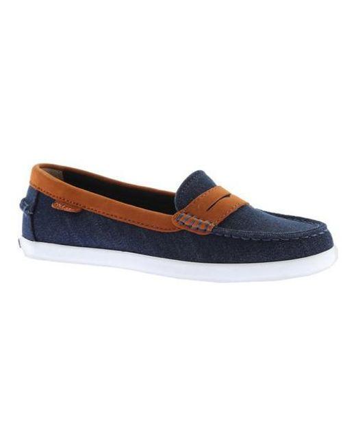 Cole Haan - Blue Women's Pinch Weekender Loafer - Lyst