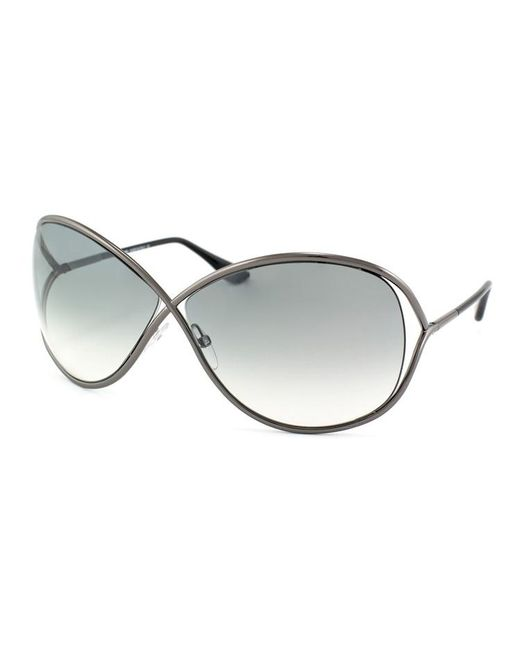 239bb3cf22 Tom Ford - Black Ft0130 Miranda Butterfly Sunglasses - Lyst ...