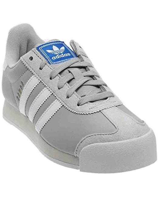 Lyst - Adidas Originals Shoes | Samoa Sneakers in Gray