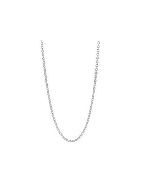 Pandora - Metallic Authentic Liquid Silver Chain Sterling Silver - Lyst