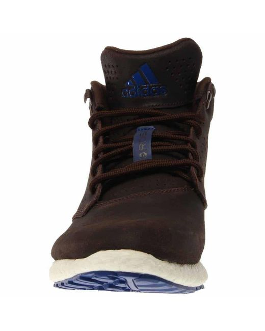 0fc2fb3aadd Adidas - Brown D Rose Lakeshore Boost Basketball Shoes Size 8 for Men ...