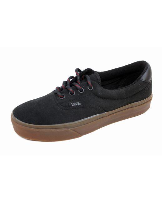 Vans - Vn-03s4jsf:unisex Plaid Era 59 Black Sneakers for Men - Lyst