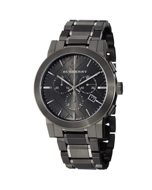 Burberry | Multicolor Stainless Steel Watch for Men | Lyst