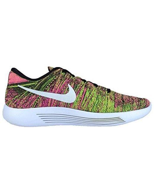 ... Nike | Multicolor Mens Lunarepic Low Flyknit Oc for Men | Lyst