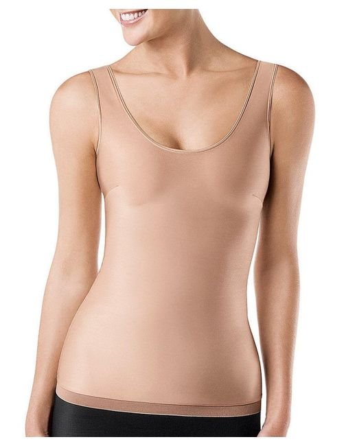 Spanx | Natural Slimplicity Scoop Neck Camisole | Lyst