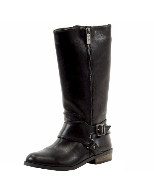 Jessica Simpson - Black Girl's Kingsley Fashion Boots Shoes Sz: 1 - Lyst